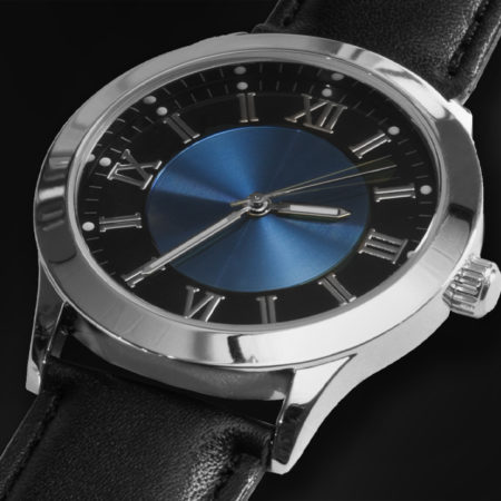 metal watches zinc